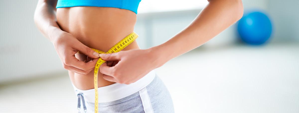 control de peso y adelgazamiento